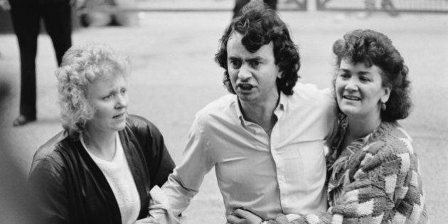 Muere Gerry Conlon, uno de los 'cuatro de