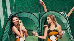 Esta portada de Kendall Jenner y Gigi Hadid tiene MUCHO