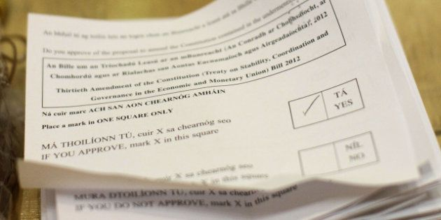 Islandia vota 'sí' en un referéndum consultivo para introducir cambios en la