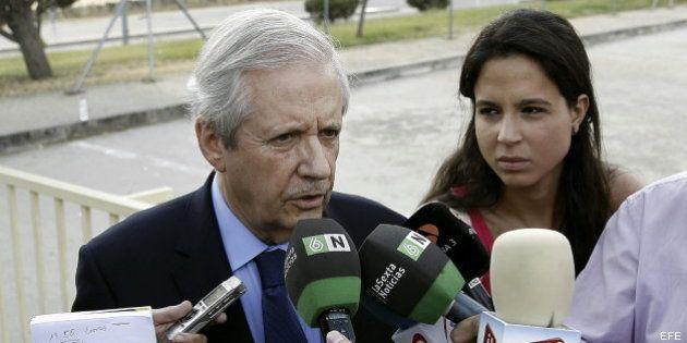 Gómez de Liaño, abogado de Bárcenas, le pide que
