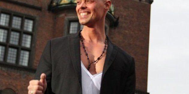Michael Sinan, Mister Gay Dinamarca 2012: