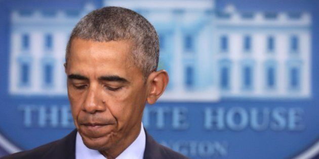 Obama confirma el ataque