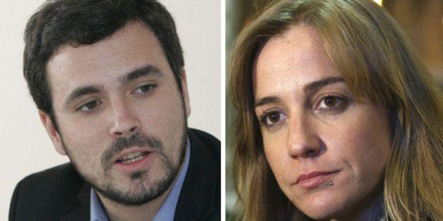 Alberto Garzón sobre la marcha de Tania Sánchez: