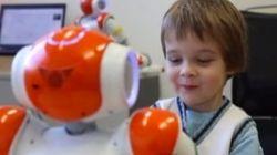 Robots para ayudar a niños con autismo a desarrollar habilidades