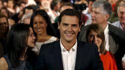Rivera se estrena como candidato: