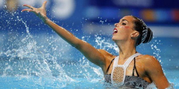 Ona Carbonell gana el bronce en solo libre en el Mundial de