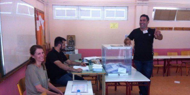 El griego Manolis, espejo de miles de