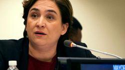 Duras críticas de Ada Colau en la ONU a las políticas de acogida de refugiados en la