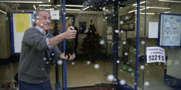Lotería de Navidad: 79.140, el Gordo de