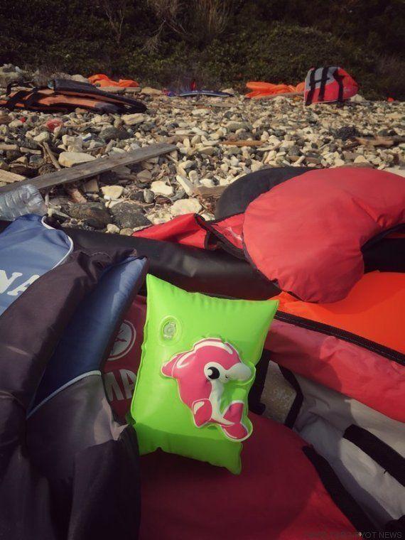 Lanzarse al mar con un flotador de juguete: la epopeya de los