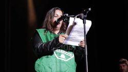 La denuncia de la PAH en plenas fiestas de San Isidro