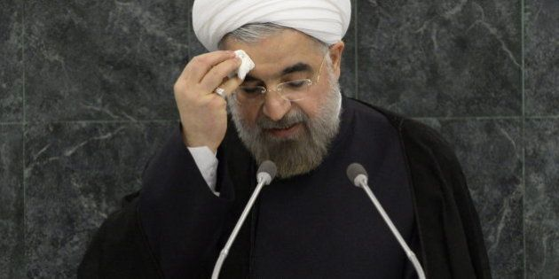 Hasán Rohani, el presidente de Irán, reconoce el
