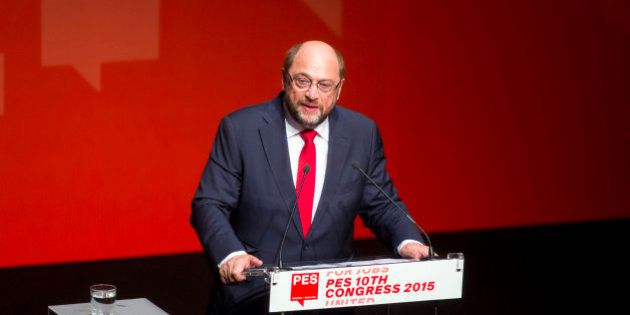 Schulz dice que ahora le toca a Grecia presentar una