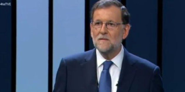 Vicente Vallés deja sin palabras a Rajoy con esta pregunta