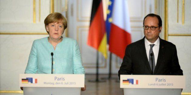 Merkel y Hollande instan a Tsipras a presentar una propuesta precisa este