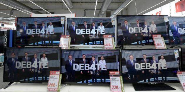Los mejores momentos del debate