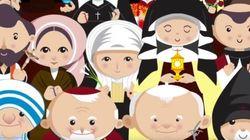 La Iglesia católica declara la guerra a Halloween y quiere que te disfraces de santo o de
