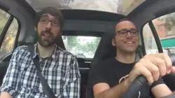 Entrevista a Quique Peinado en coche de camino al