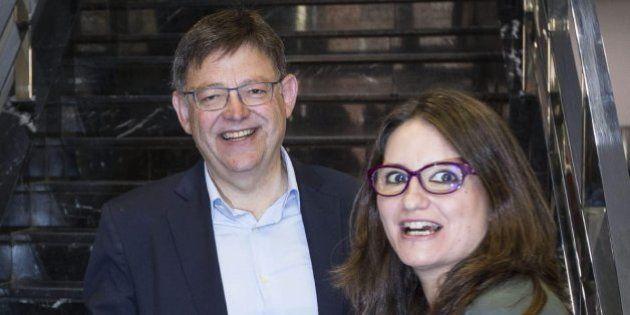 Oltra propone la Presidencia de la Generalitat valenciana a