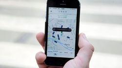 Uber ofrece en Sao Paulo su nuevo servicio de transporte en