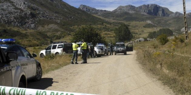 Mueren tres guardias civiles en un accidente de helicóptero en