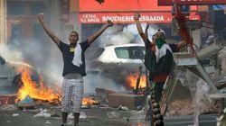 Disturbios en París tras una protesta pro-palestina que había sido