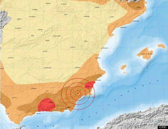 Científicos culpan del terremoto de Lorca a la extracción de agua para consumo