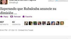 La exministra Trujillo pide por Twitter la dimisión de