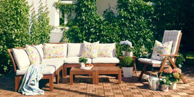 Trucos para hacer crecer tu terraza o cómo sacarle el máximo