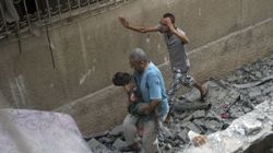 El dato del drama: 500 palestinos