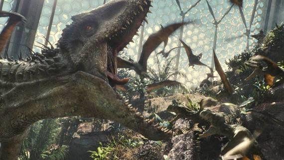 Cómo fabricar un dinosaurio en seis