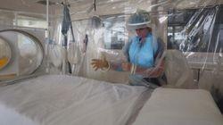 Reino Unido repatria a un británico infectado por ébola en Sierra