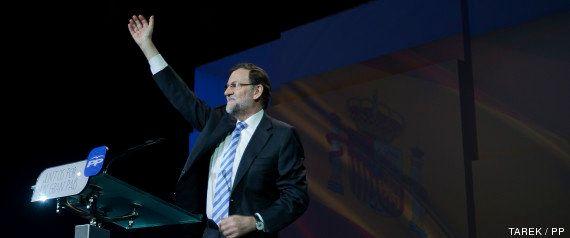 Rajoy carga contra los que no han estado