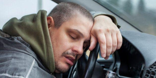 Nueva ley de tráfico: Conducir duplicando la tasa de alcohol, multado con 1.000
