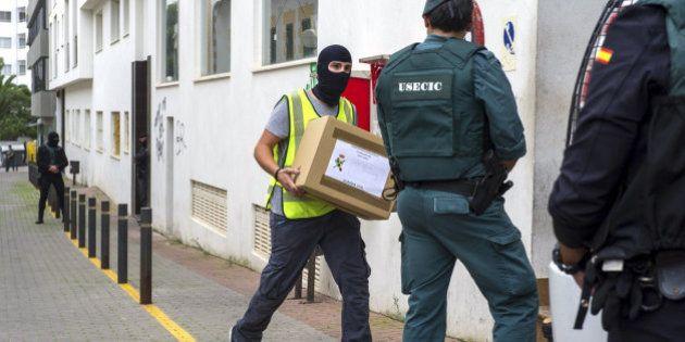 La Guardia Civil detiene a un yihadista en La Rioja relacionado con