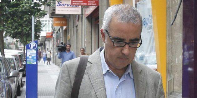 Alfonso Basterra, padre de la niña hallada muerta en Galicia, detenido tras el hallazgo de