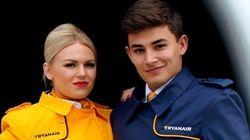 Ryanair creará más de 3.500 empleos en 2017 con la llegada de 50 nuevos