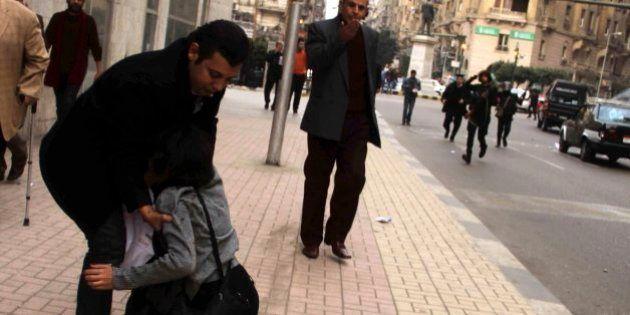 Al menos 11 muertos en el cuarto aniversario de la revolución