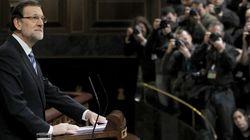 Debate sobre el estado de la nación: Rajoy, el