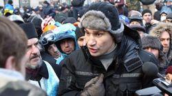 Tregua en Kiev
