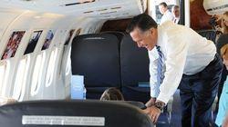 Mitt Romney quiere que las ventanas de los aviones se puedan