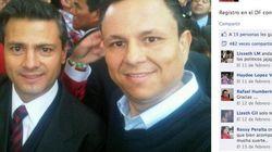 Escándalo por las fotos de un narco con Peña