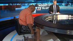 De la barbacoa al plató de televisión: así acudió un ex primer ministro