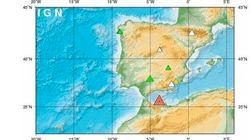 Un terremoto de magnitud 4,9 en el Estrecho se siente en Málaga y