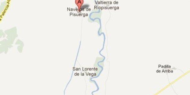 Seis muertos al caer su coche al Canal de Castilla en