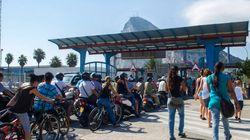 España estudia aplicar un 'peaje' en el Peñón de