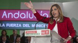 Susana Díaz adelanta las elecciones en Andalucía a