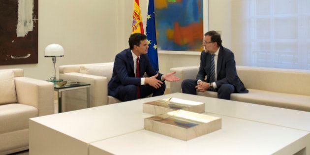 Rajoy acepta un cara a cara con Sánchez pero declina debatir con Podemos y