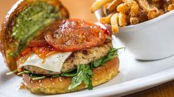 Las cinco mejores hamburguesas de Nueva