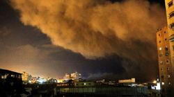 Israel bombardea 160 objetivos en